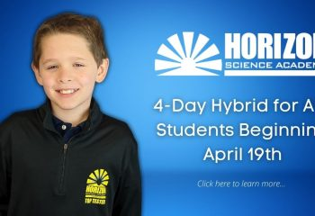 4-Day Hybrid for ALL Students Beginning April 19th